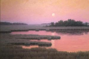Ronald Tinney - Rising Moon