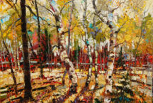 Pat Matthews: Artist in Residence, Beaver Creek, CO – March 20th-22nd and 25th-27th