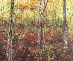 Laura Adams - Autumn Hike II